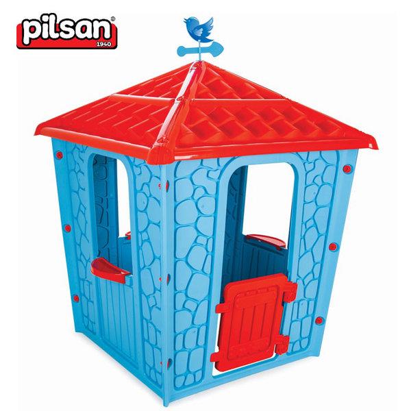 Pilsan - Детска каменна къща за игра 06437