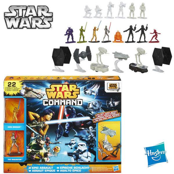 Hasbro Star Wars - Комплект за игра с 22 елемента a8957