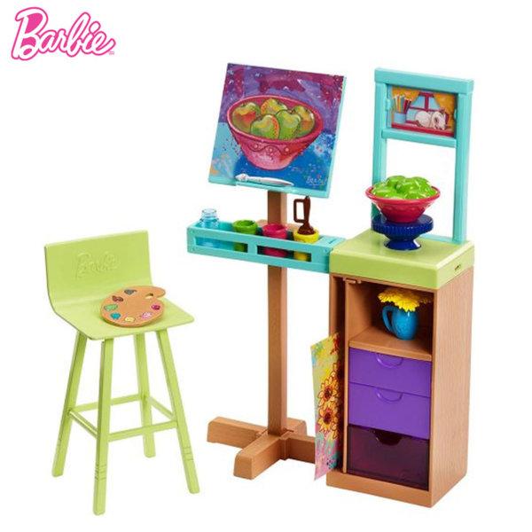 Barbie - Арт студиото на Барби FJB25