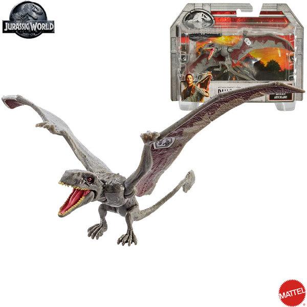Mattel Jurassic World - Динозавър Attack Pack Dimorphodon FPF11