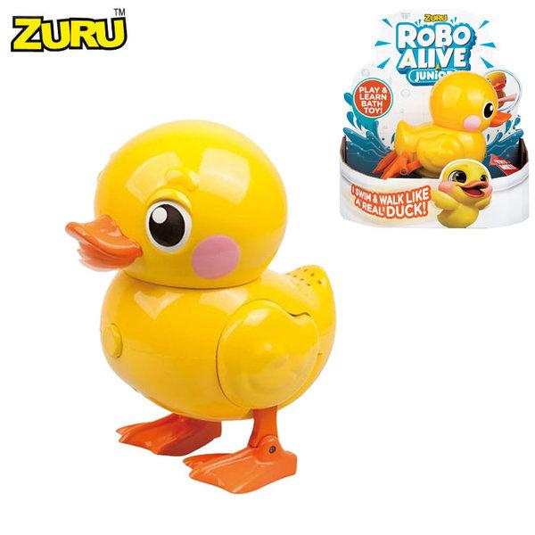Zuru Robo Alive - Играчка за баня Плуващо пате 25251