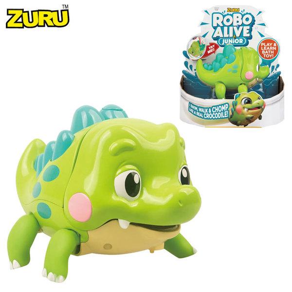 Zuru Robo Alive - Играчка за баня Плуващо крокодилче 25252