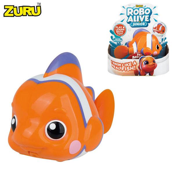 Zuru Robo Alive - Играчка за баня Плуваща рибка 25253