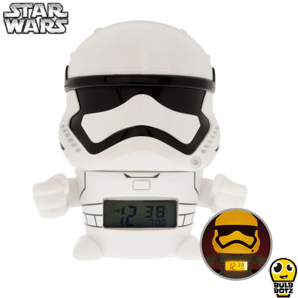 BulbBotz - Будилник Disney Star Wars Stormtrooper 20200