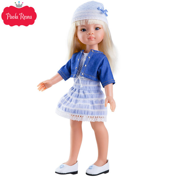 Paola Reina - Комплект дрехи за кукла 32см 54406