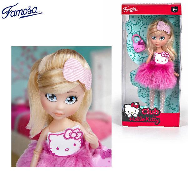 Famosa Hello Kitty - Кукла Янина с аксесоари 140552