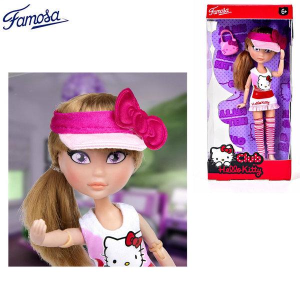 Famosa Hello Kitty - Кукла Телма с аксесоари 140552