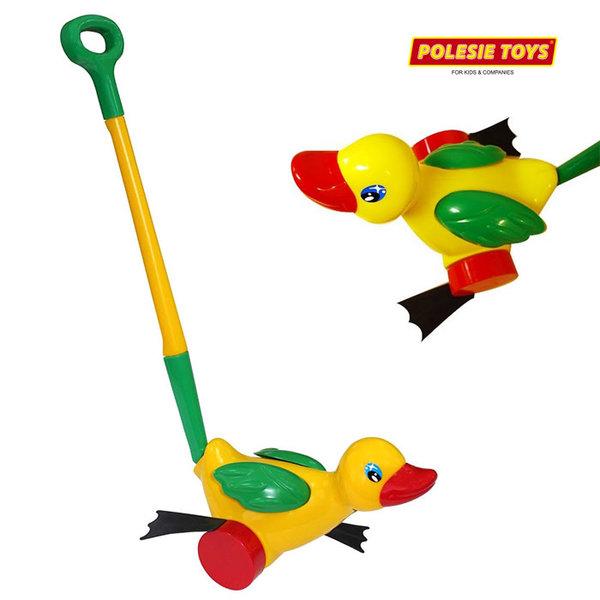 Polesie Детска играчка за бутане Пате 7925