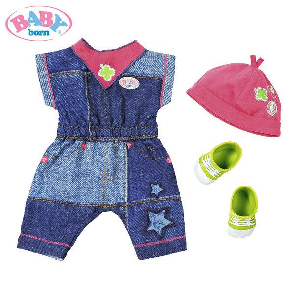 Baby Born - Комплект дрешки за кукла Бейби Борн 824498