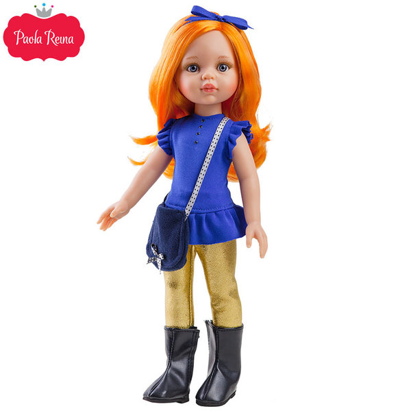 Paola Reina - Las Amigas Кукла Carina 32см 04511