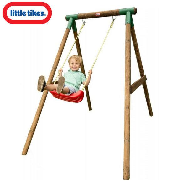 Little Tikes - Детска дървена люлка Milano 170966