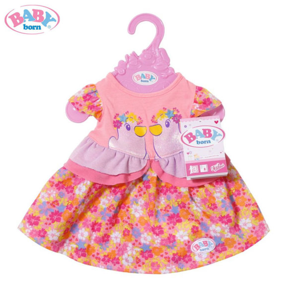 Baby Born - Рокля за кукла Бейби Борн 824559