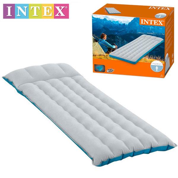 Intex - Надуваем дюшек за къмпинг 72х189х20см 67998