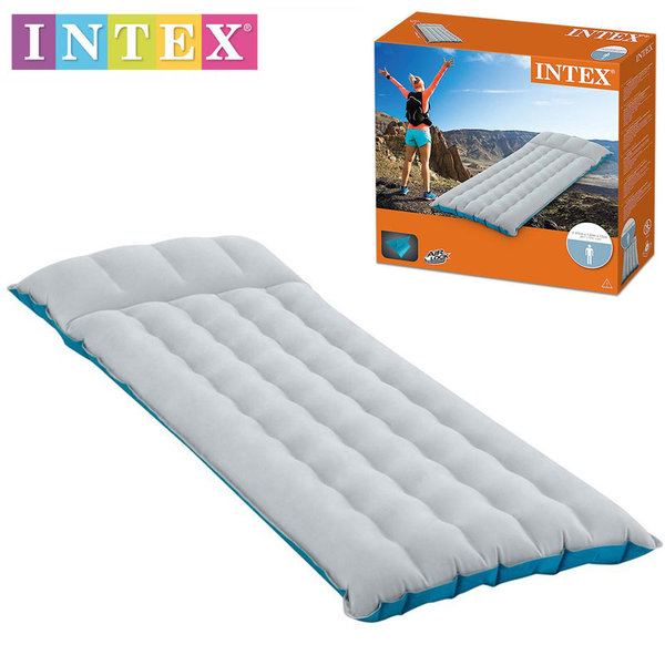 Intex - Надуваем дюшек за къмпинг 67х184х17см 67997
