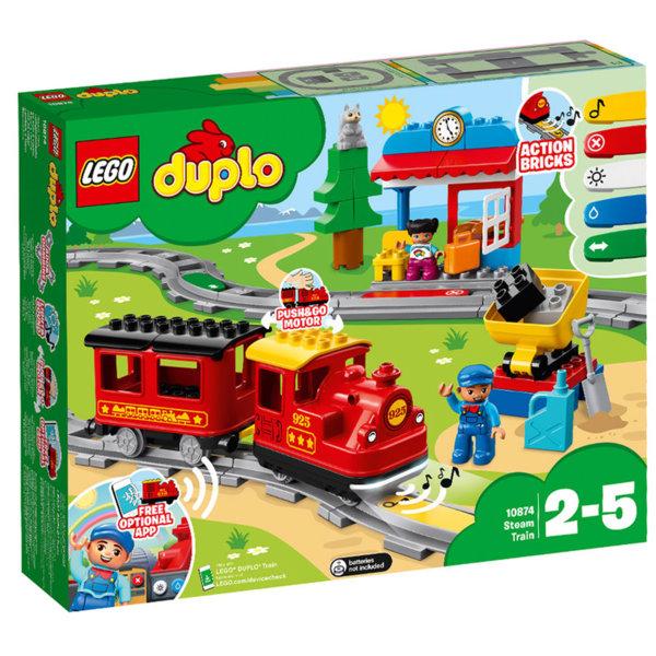 Lego 10874 Duplo - Парен влак