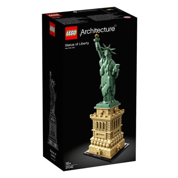 Lego 21042 Архитектура - Статуята на свободата