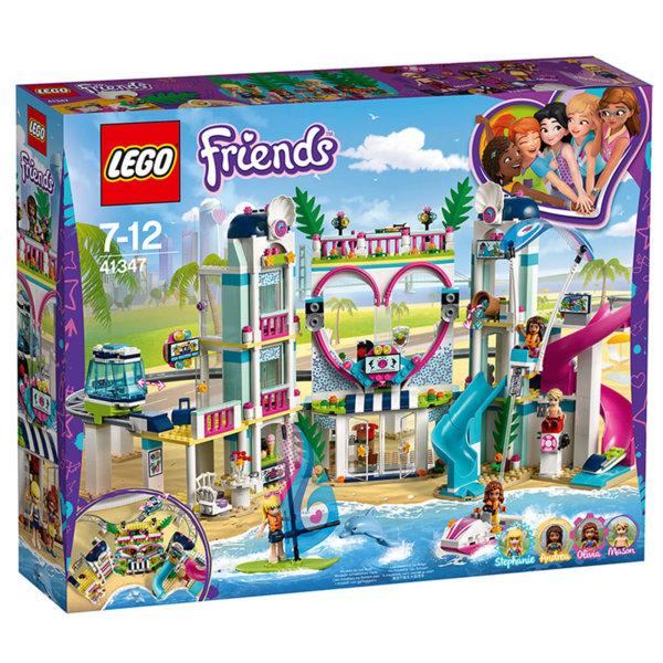 Lego 41347 Friends - Градски курорт Хартлейк