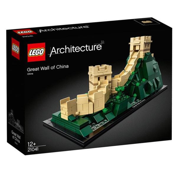 Lego 21041 Архитектура - Великата китайска стена