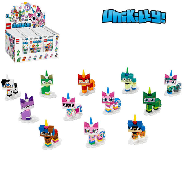 Lego 41775 Unikitty - Случайна мини фигурка Юникити!