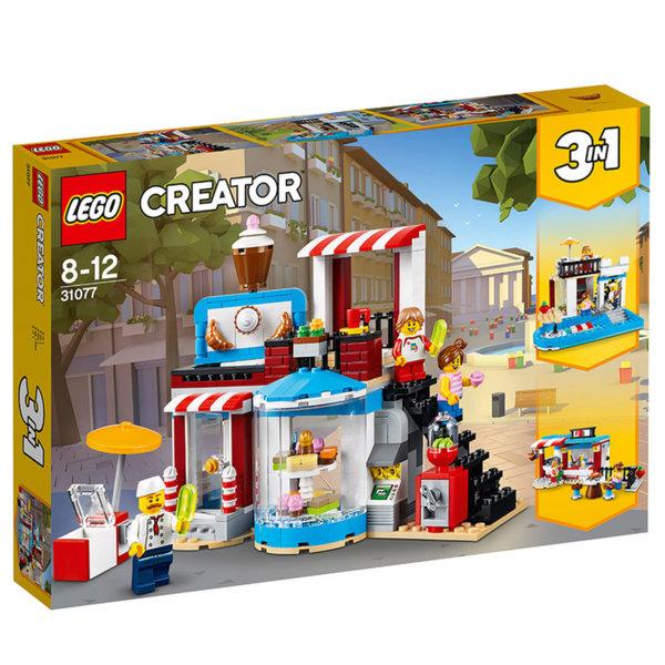 Lego 31077 Creator - Сладки модулни изненади