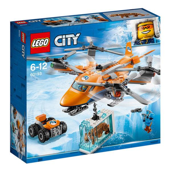 Lego 60193 City - Арктически въздушен транспортьор