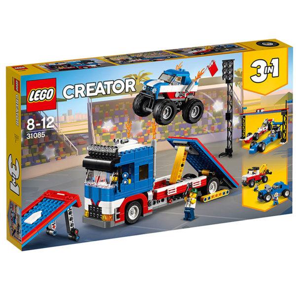 Lego 31085 Creator - Подвижно каскадьорско шоу