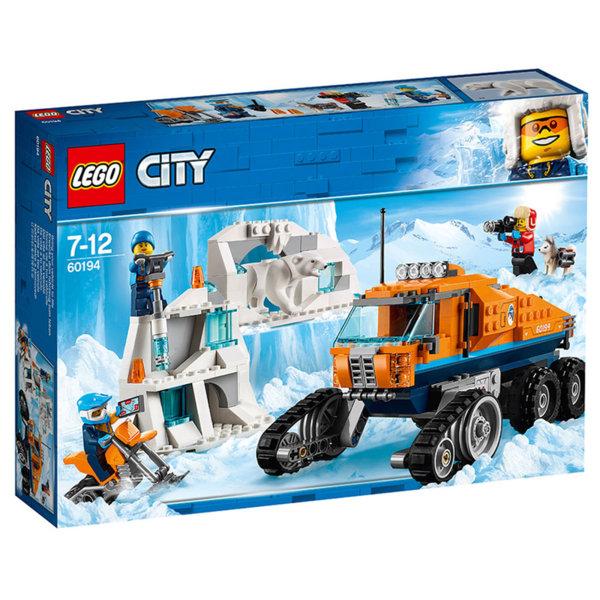 Lego 60194 City - Арктическа шейна