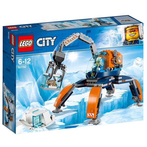 Lego 60192 City - Арктически ледоход
