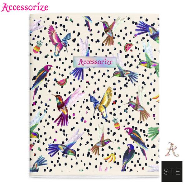 Accessorize Birds - Тетрадка A5 Аксесорайз 01848