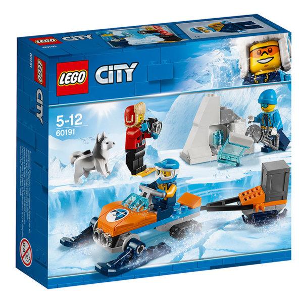 Lego 60191 City - Арктически изследователски екип