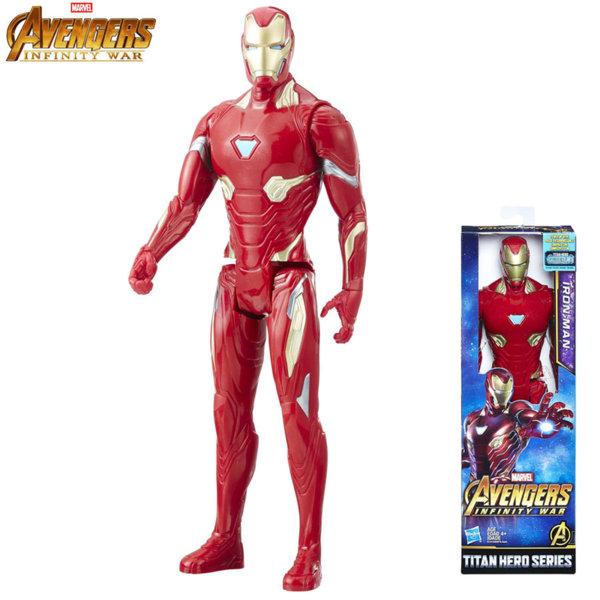 Marvel Avengers - Екшън фигура 30см Железният човек Infinity War E0570