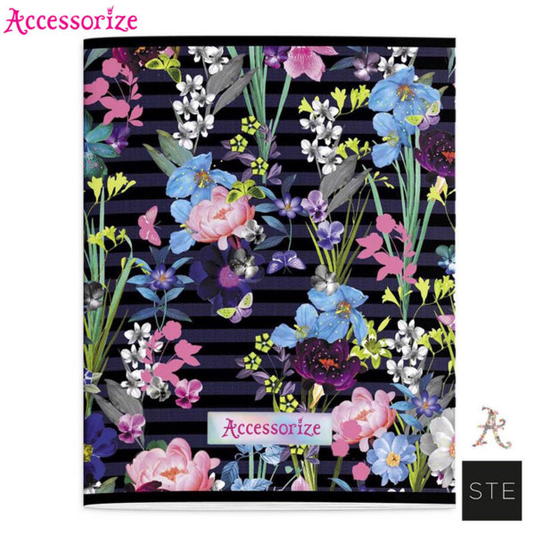 Accessorize Flowers - Тетрадка A5 Аксесорайз 01848
