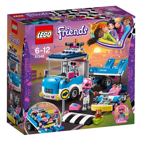 Lego 41348 Friends - Камион за обслужване