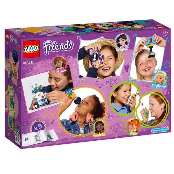 Lego 41346 Friends - Кутия на приятелството