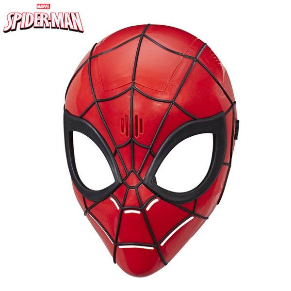 Hasbro - SpiderMan Детска маска Спайдърмен със звукови ефекти E0619