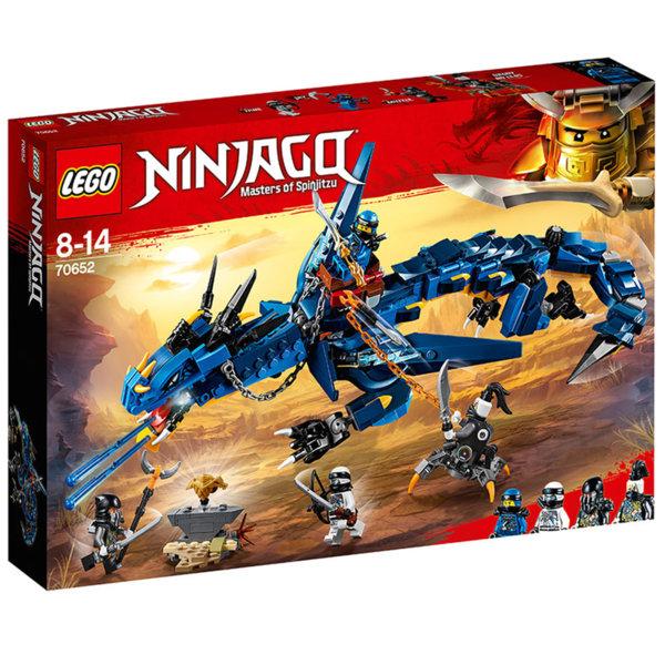 Лего 70652 Нинджаго - Стормбрингър