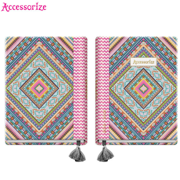 Accessorize Bohemian - Дневник тефтер Аксесорайз 01897