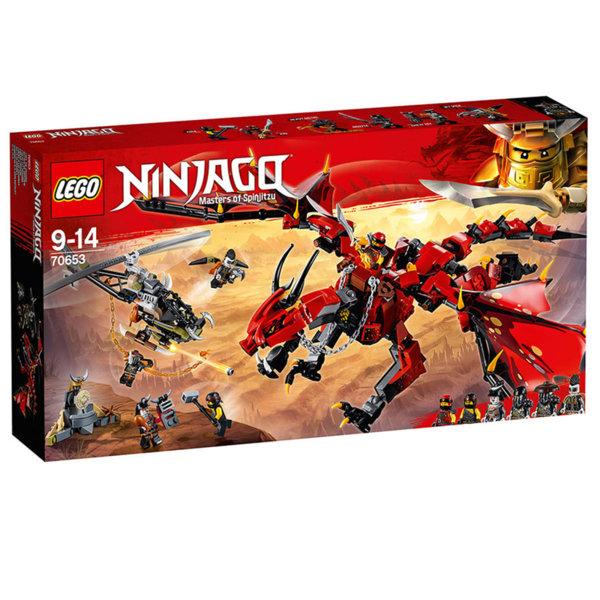Лего 70653 Нинджаго - Фърстбърн
