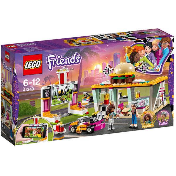 Lego 41349 Friends - Крайпътен ресторант