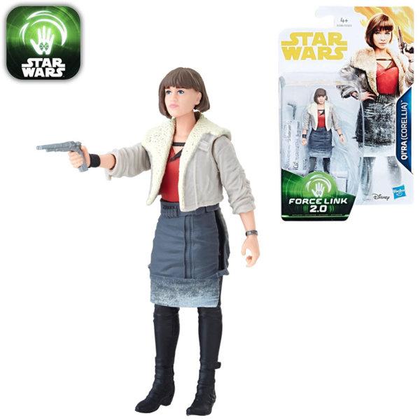 Hasbro Star Wars Force Link 2.0 - Екшън фигура Стар Уорс Qi'Ra 9.5см e0323