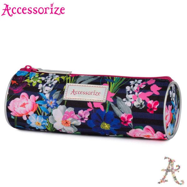 Accessorize Flowers - Ученически несесер кръгъл Аксесорайз 00707