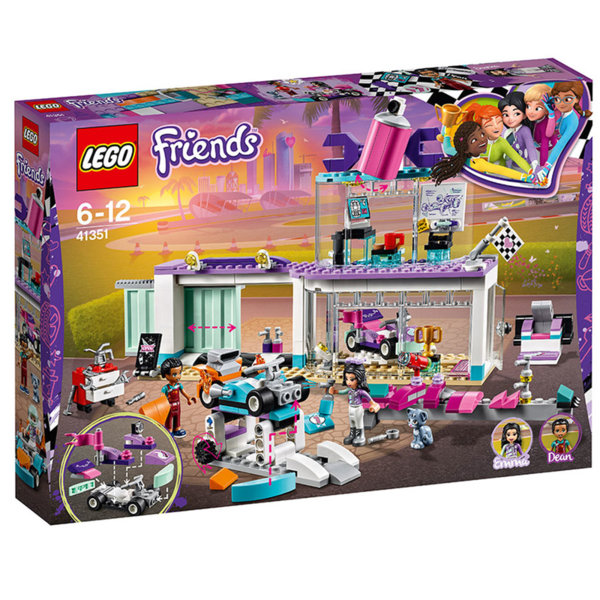 Lego 41351 Friends - Творчески сервиз за тунинг