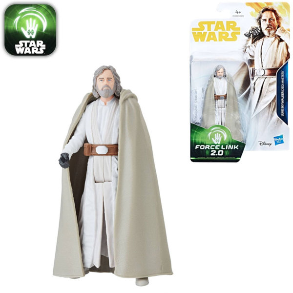 Hasbro Star Wars Force Link 2.0 - Екшън фигура Стар Уорс Skywalker 9.5см e0323