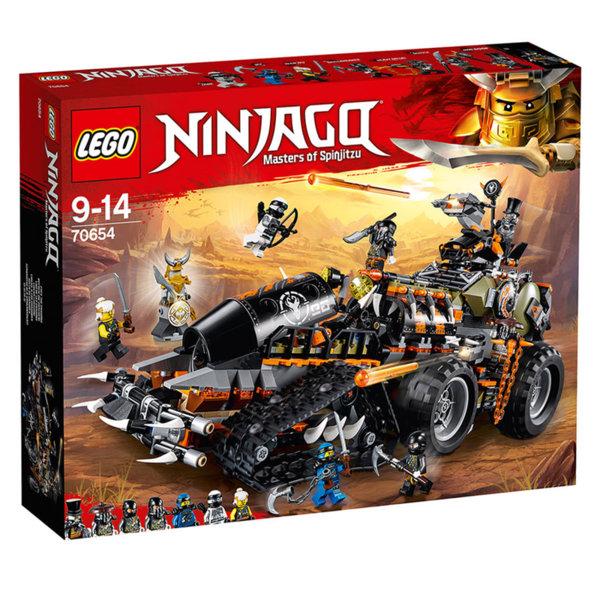 Лего 70654 Нинджаго - Дизелнавт