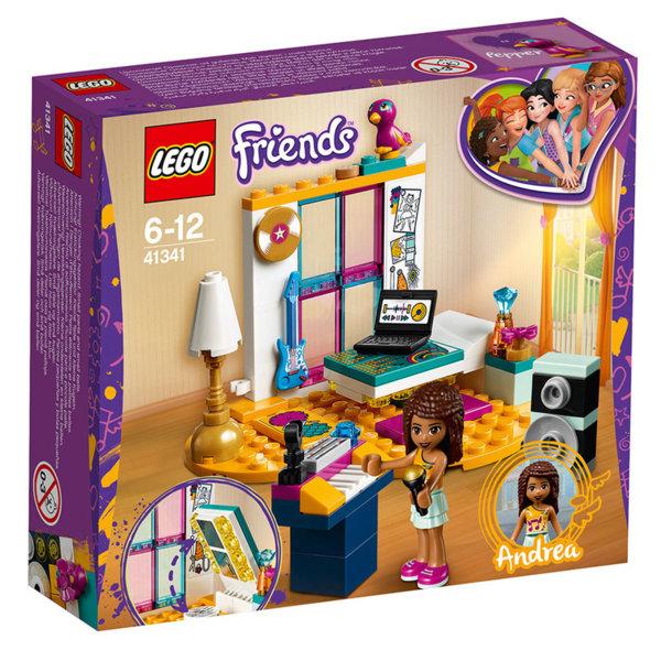Lego 41341 Friends - Спалнята на Андреа