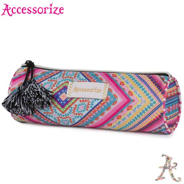 Accessorize Bohemian - Ученически несесер кръгъл Аксесорайз 00700
