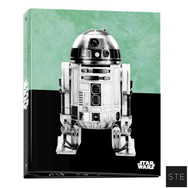 Star Wars - Класьор A4  Междузвездни войни 02442