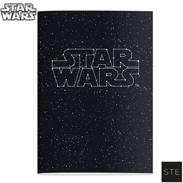 Star Wars - Тетрадка А4 Междузвездни войни 02439