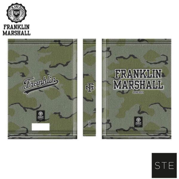 Franklin Marshall Camouflage - Дневник тефтер Франклин Маршал 02190