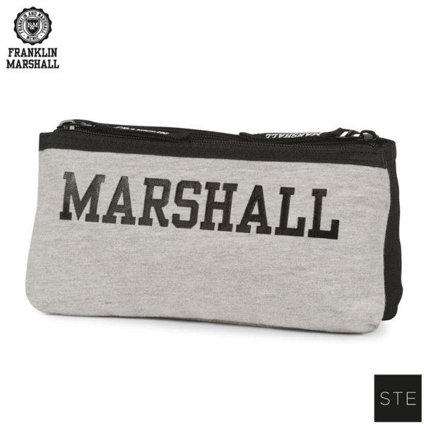 Franklin Marshall - Ученически несесер двоен Франклин Маршал 00902